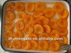 canned apricot halves in syrup