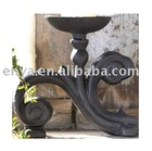 Cast Iron Candle holder, Candle Stick, Home Decoration, Metal Crafts