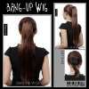 Synthetic Clip On Ponytail Hair Extension Sathura #CP030