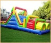 inflatable obstacles/inflatable toys