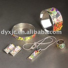 2012 New Fashion Brass/Copper Gold Jewelry Sets <F5>