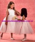 Best selling Free jacket flower girl dress
