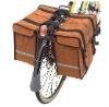 double bicycle side bag