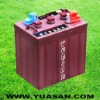 Lead Acid Deep Cycle Battery for UPS or Golf Cart-6V225AH-T105