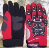 knitted fabric bicycle racing gloves (M-708)