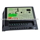 MPPT Controller 10A with timer and battery type selection