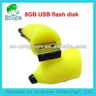 Fruit shape 8GB bulk USB flash drives with ce and rohs