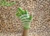 100% acrylic five fingers jacquard magic gloves
