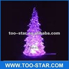 High quality and competitive price for USB Christmas Tree decoration Transparent