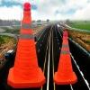Notfall-auto Warnzeichen