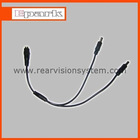 Y type DC power camera cable