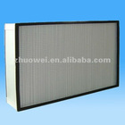 steady mounted HEPA filter h14