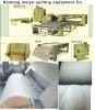 wadding production line wadding production line in roll