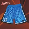 Custom reversible sublimation basketball shorts