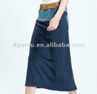 Young girl's casual skirt