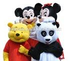mickey mouse mascot costume plush costume