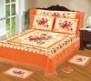 RW 065 4pcs blanket bedcover set