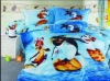 printed baby bedding set