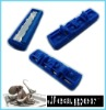 Blue Blade III Triple Pivot Blade Disposable Razor Blade