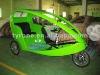 the newest fashional electric rickshaw