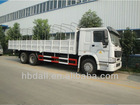 Famous Dongfeng 6*4 cargo truck dimensions