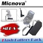 Flashgun Battery Pack