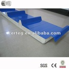 PU Insulated Panels For Roofing