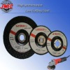 Aluminum DPC abrasive metal cutting disc