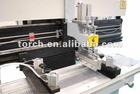LED semi auto high percision stencil printing machine T1200LED