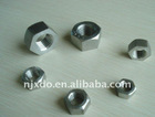 Alloy A286/GH2132 stainless steel DIN934 hex nut M64