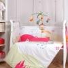 soft cotton luxury princess baby bedding set