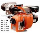 Auxiliary boiler burner