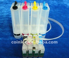 Continuous Ink Supply System CISS for Epson S22/SX125/SX425/SX420/T22/TX120/TX320/TX420/T25/TX125/TX560W/TX620W/NX125/NX127/ME32