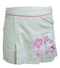 Ladies' Woven Unlined Skirt