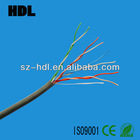 2012 HOT cat5e UTP lan cable shenzhen factory