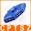 AV audio --video signnal switcher (AV-33)