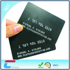 Plastic Embossing PVC Card
