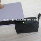 Smallest Mini 4cm portable magnetic strip card reader