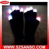Party use Fingerless Magic gloves for kids