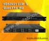 4 in 4 DVB-S2 FTA IRD