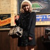 ladies winter coat 2012 1777#