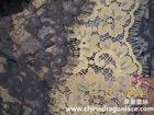 flower cotton lace fabric & eyelash lace fabric