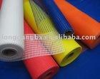 Alkali-resistant fibreglass mesh