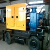 mobile/moving water pump