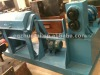 Deformed steel bar straightening machine
