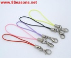 Mixed Cell Phone Lanyard 0.7mm Cords W/Lobster Clasp