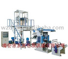 SJ45/YT-2600 Plastic PE Film Blowing and Flexographic printing Machine Production Line