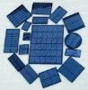 PET plastic solar panel 6w