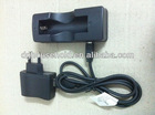 micro 5 pin 18650 charger with cable