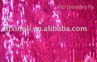 3mm overlap sequin fabric